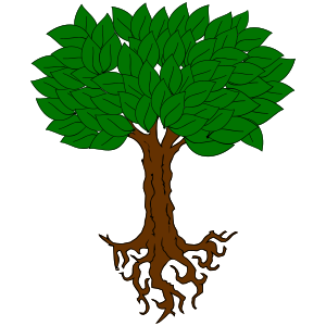 Populace Badge for Barony of Madrone