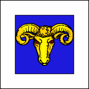 Populace Badge for Ramsgaard