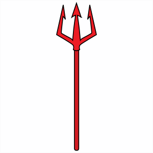 Populace Badge for Barony of Stromgard