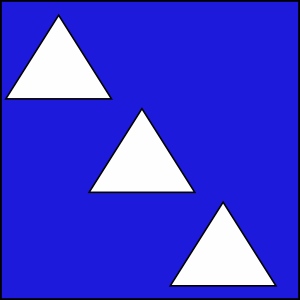 Populace Badge for Three Mountains